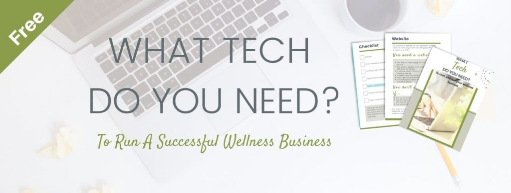 what tech do you need