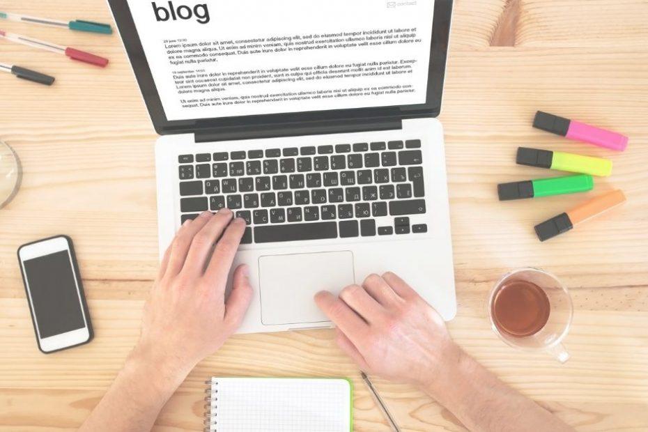 content marketing wellness business