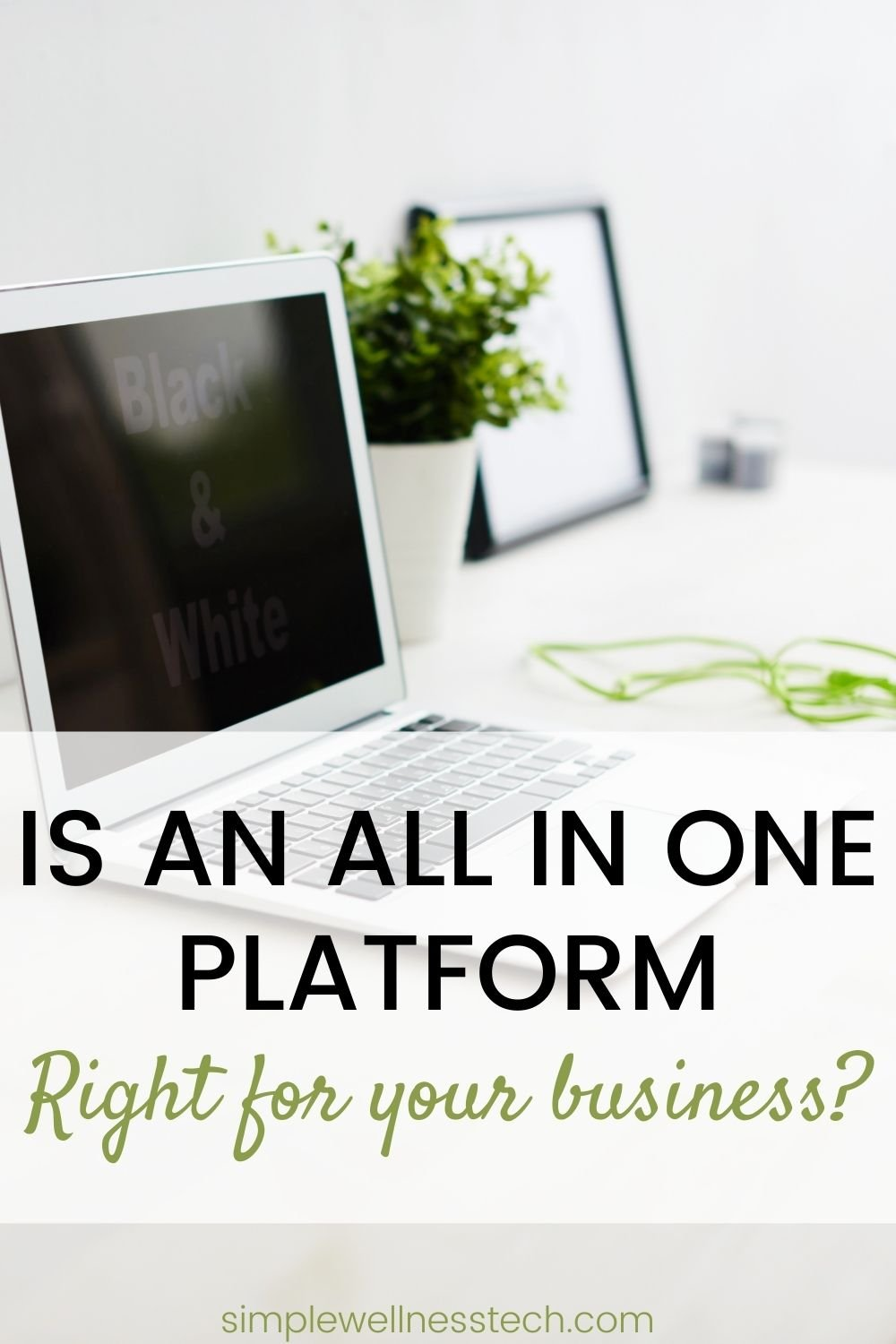 all in one platform
