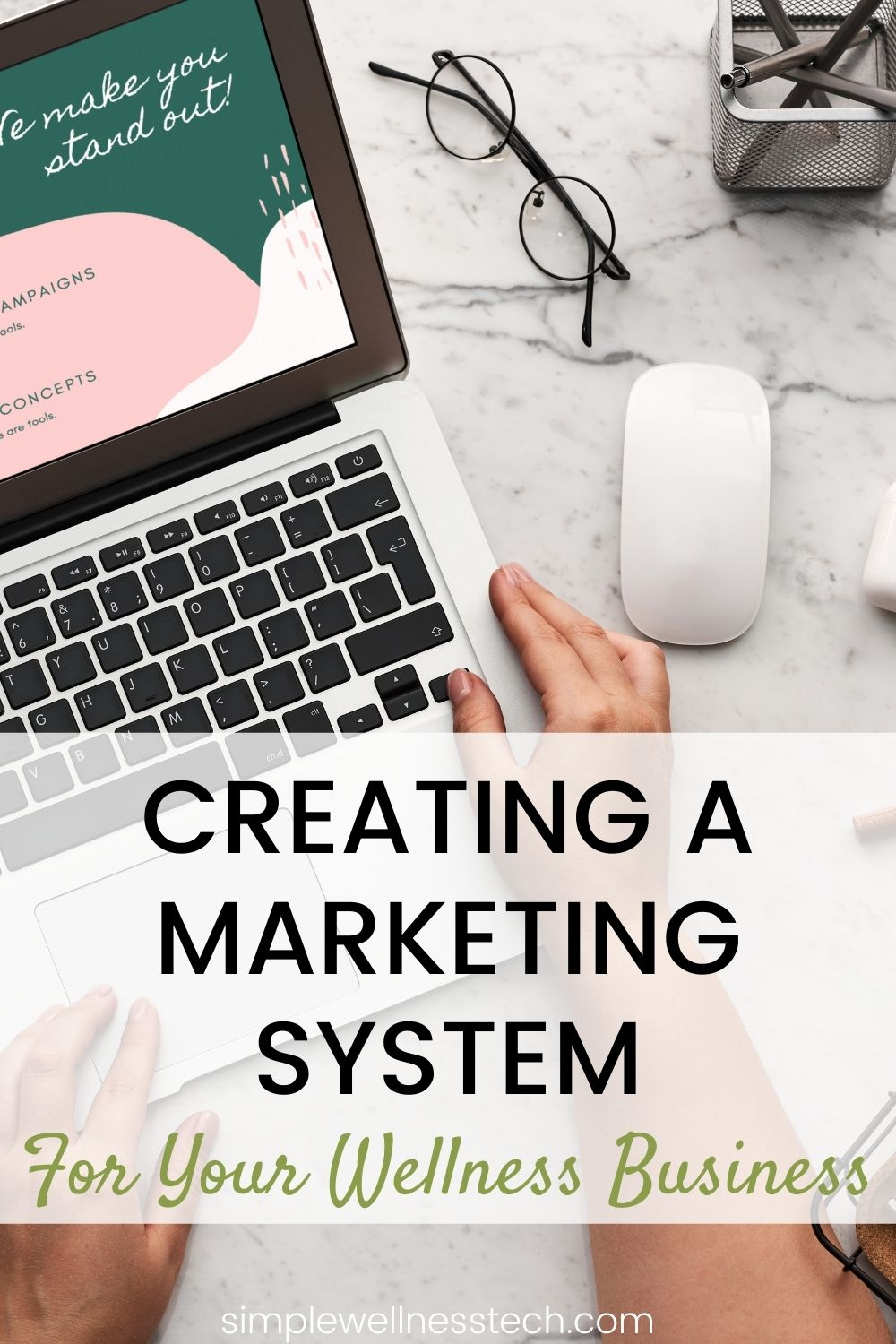 creating a marketing system